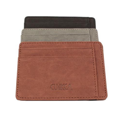 Magic Wallet in 3 Farben hintereinander