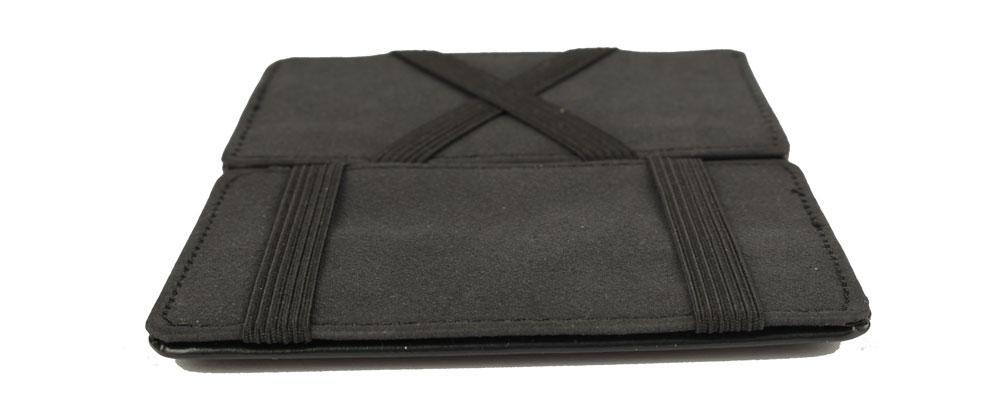 Magic Wallet im flachen aufgeklappten Zustand